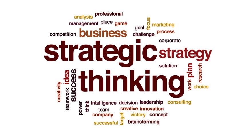 تفکر استراتژیک چیست